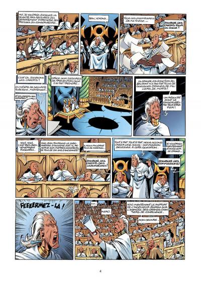 Page 5 trolls de troy tome 4 - le feu occulte