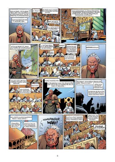 Page 6 trolls de troy tome 4 - le feu occulte
