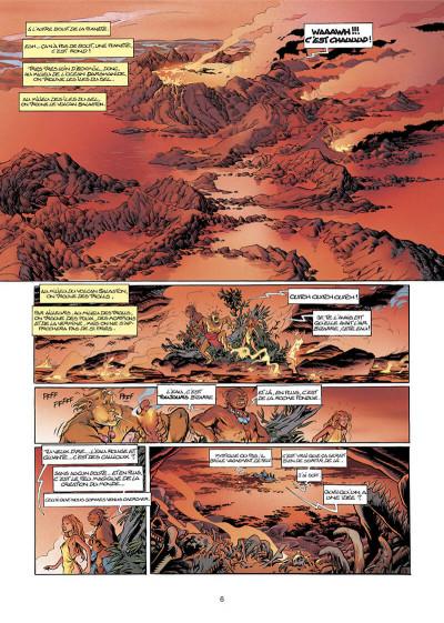Page 7 trolls de troy tome 4 - le feu occulte