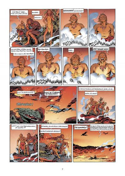 Page 8 trolls de troy tome 4 - le feu occulte