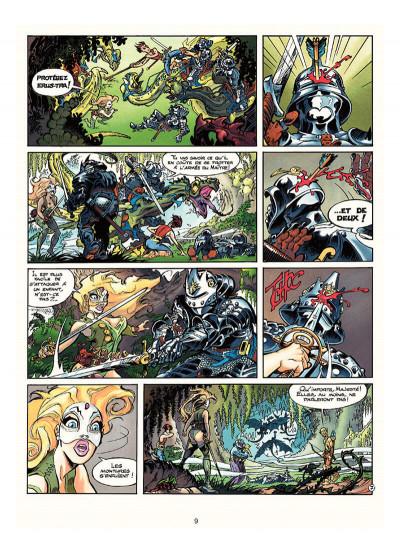 Page 0 marlysa tome 3 - l'autre côté