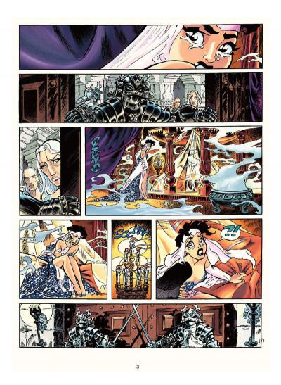 Page 4 marlysa tome 3 - l'autre côté
