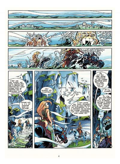 Page 5 marlysa tome 3 - l'autre côté