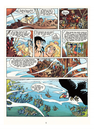 Page 6 marlysa tome 3 - l'autre côté