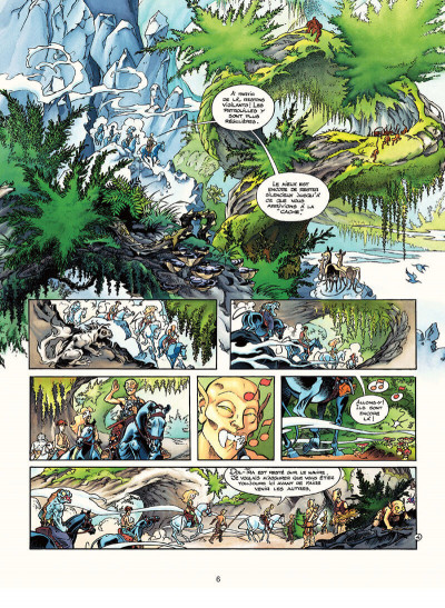 Page 7 marlysa tome 3 - l'autre côté