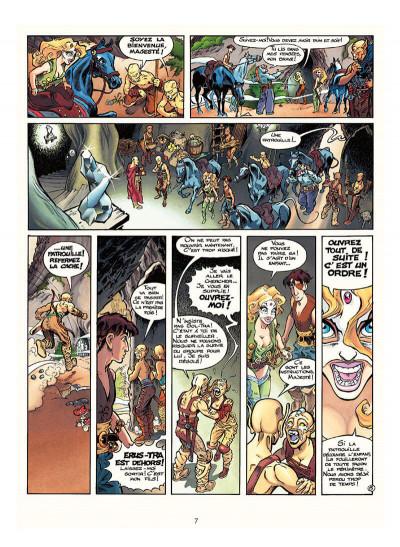 Page 8 marlysa tome 3 - l'autre côté
