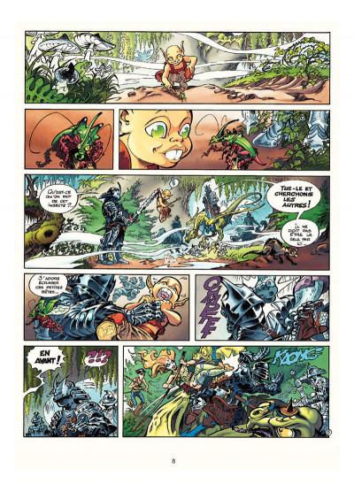 Page 9 marlysa tome 3 - l'autre côté