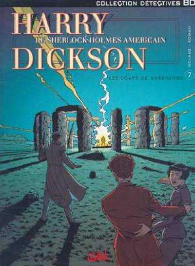 image de harry dickson tome 7 - les loups de darkhenge