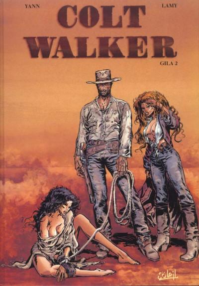 Couverture Colt walker tome 2
