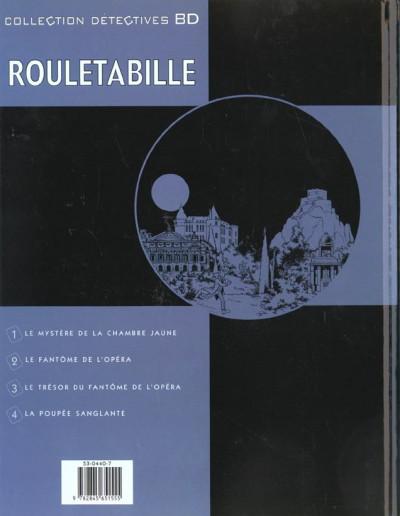 Rouletabille tome 4 la poup e sanglante - Le mystere de la chambre jaune resume ...