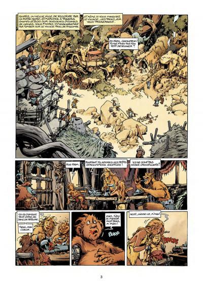 Page 4 trolls de troy tome 5 - les malefices de la thaumaturge