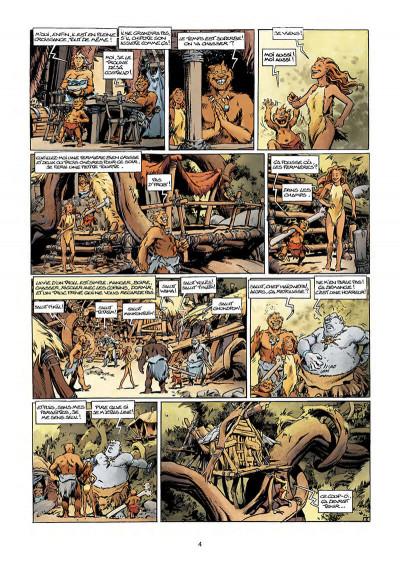 Page 5 trolls de troy tome 5 - les malefices de la thaumaturge