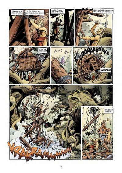 Page 6 trolls de troy tome 5 - les malefices de la thaumaturge