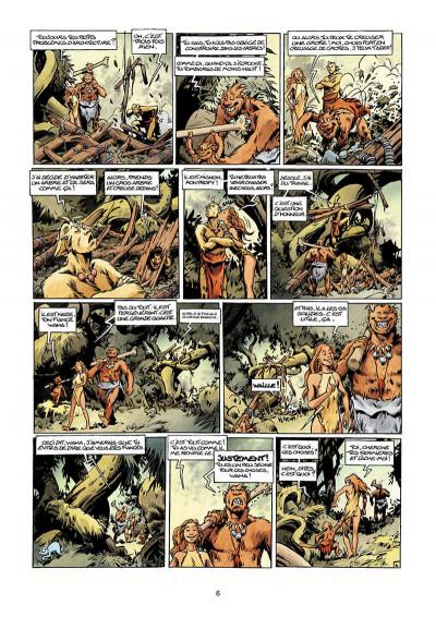 Page 7 trolls de troy tome 5 - les malefices de la thaumaturge