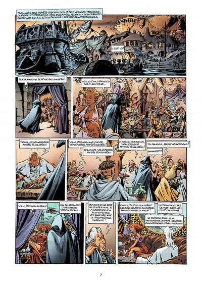 Page 8 trolls de troy tome 5 - les malefices de la thaumaturge