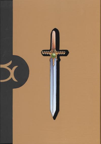 Couverture Lanfeust de troy - coffret intégrale tome 1 à tome 8