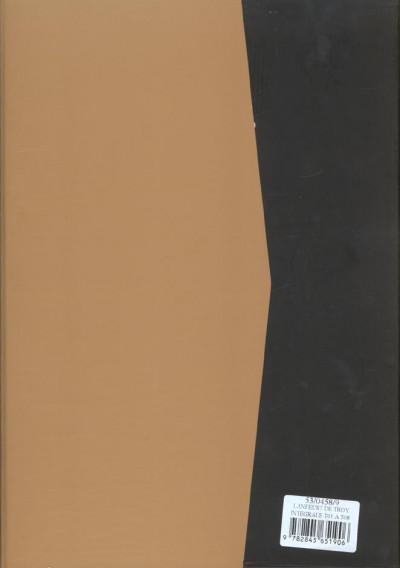 Dos Lanfeust de troy - coffret intégrale tome 1 à tome 8