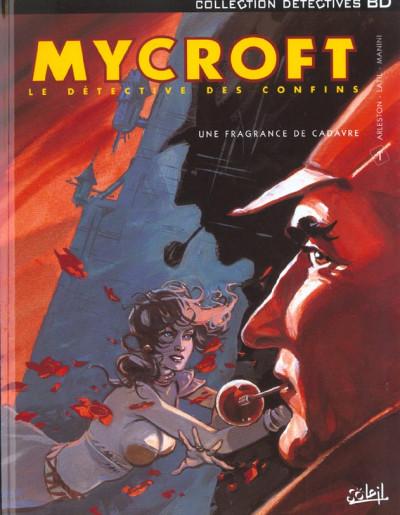 image de mycroft inquisitor tome 1 - une fragance de cadavre