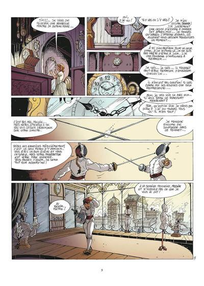 Page 0 les arcanes du midi-minuit tome 1 - l'affaire du nalta p312