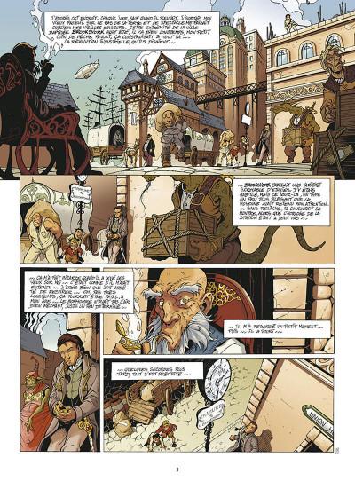 Page 4 les arcanes du midi-minuit tome 1 - l'affaire du nalta p312