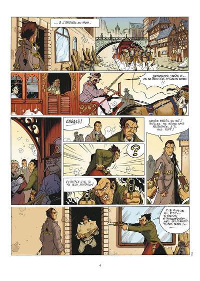 Page 5 les arcanes du midi-minuit tome 1 - l'affaire du nalta p312