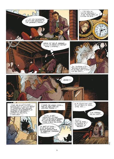 Page 7 les arcanes du midi-minuit tome 1 - l'affaire du nalta p312