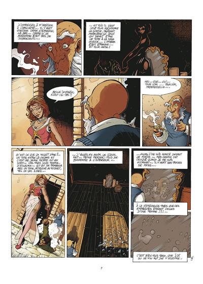 Page 8 les arcanes du midi-minuit tome 1 - l'affaire du nalta p312