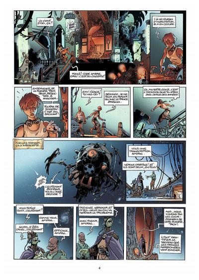 Page 5 lanfeust des étoiles tome 1 - un, deux... troy