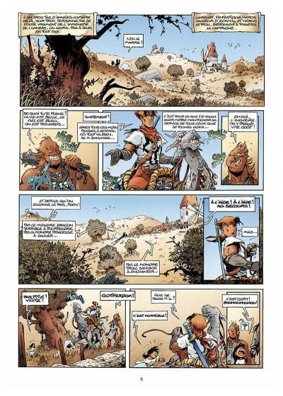 Page 6 lanfeust des étoiles tome 1 - un, deux... troy