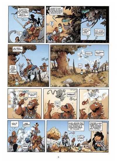 Page 7 lanfeust des étoiles tome 1 - un, deux... troy