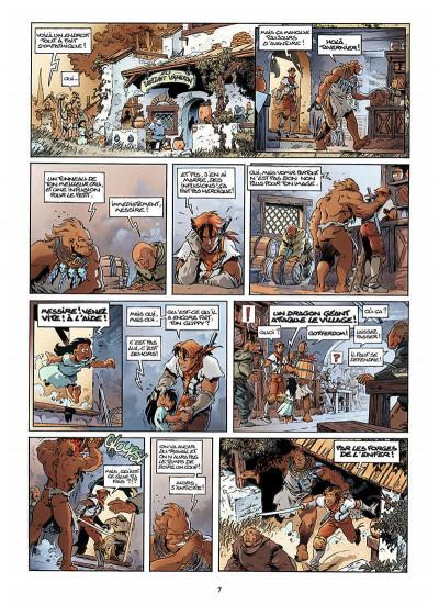 Page 8 lanfeust des étoiles tome 1 - un, deux... troy