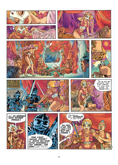 Page 9 marlysa tome 4 - bragal