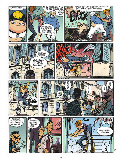 Page 0 léo loden tome 14 - calissons et lumières