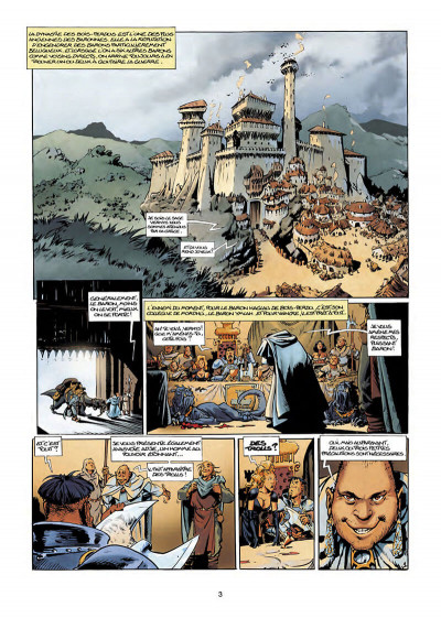 Page 4 trolls de troy tome 6 - trolls dans la brume