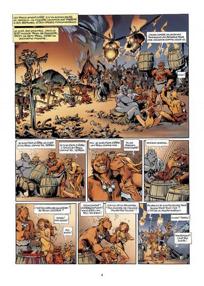 Page 5 trolls de troy tome 6 - trolls dans la brume