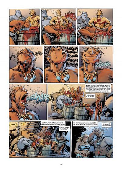 Page 6 trolls de troy tome 6 - trolls dans la brume