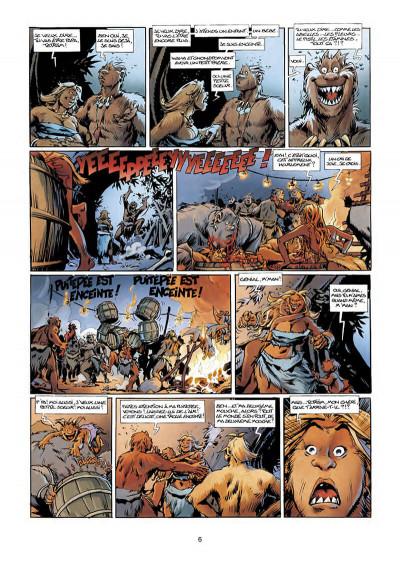 Page 7 trolls de troy tome 6 - trolls dans la brume