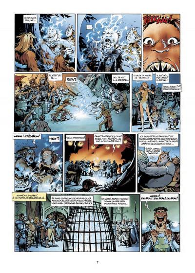 Page 8 trolls de troy tome 6 - trolls dans la brume