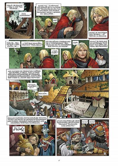 Page 7 les forets d'opale tome 3 - la cicatrice verte