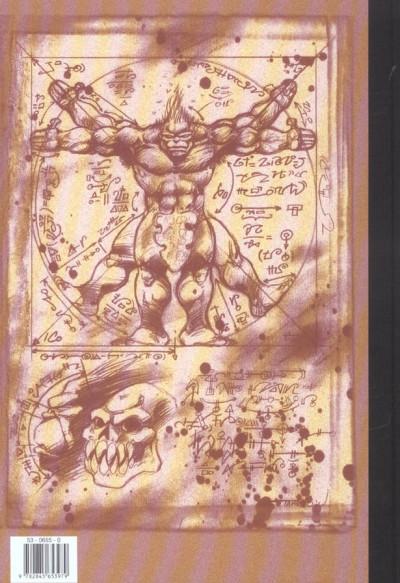 Dos encyclopédie anarchique du monde de troy ; volume tiers ; le bestiaire