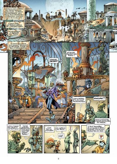 Page 4 lanfeust des étoiles tome 2 - les tours de meirrion
