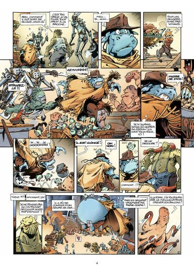 Page 5 lanfeust des étoiles tome 2 - les tours de meirrion