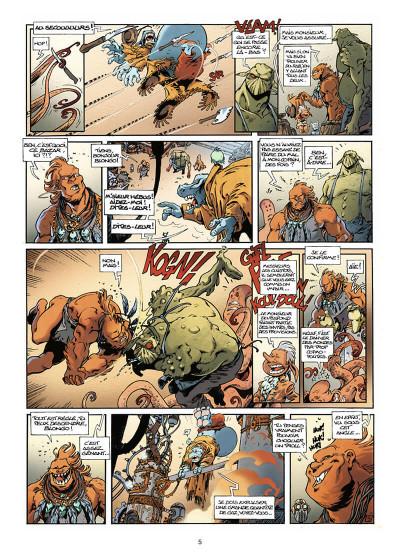 Page 6 lanfeust des étoiles tome 2 - les tours de meirrion