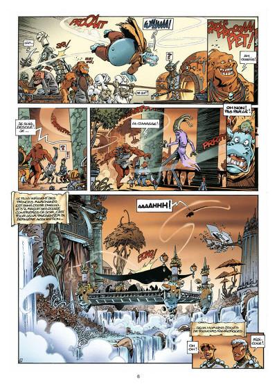 Page 7 lanfeust des étoiles tome 2 - les tours de meirrion