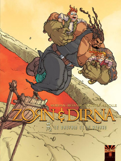 image de zorn & dirna tome 2 - Le Dauphin et le Renard