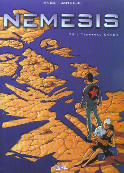 Couverture Némésis tome 5 - terminal crash
