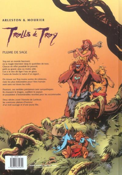 Dos trolls de troy tome 7 - plume de sage