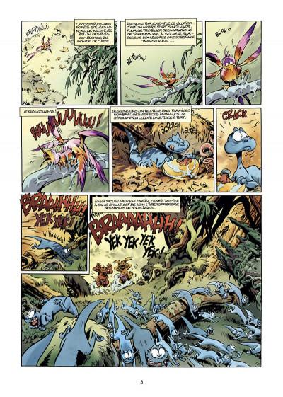 Page 4 trolls de troy tome 7 - plume de sage