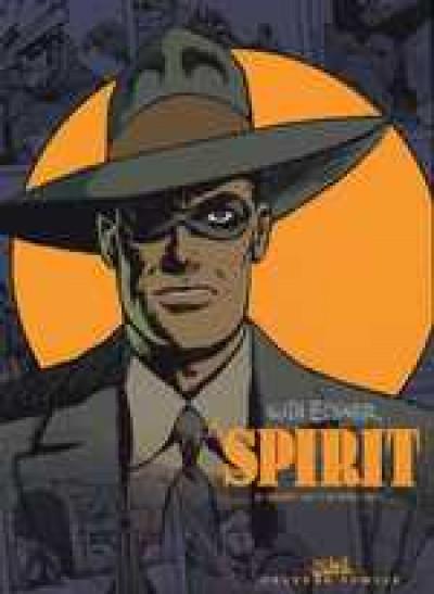 Couverture le spirit tome 3 - janvier à avril 1941