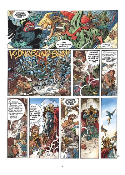Page 0 marlysa tome 5 - le thaumaturge
